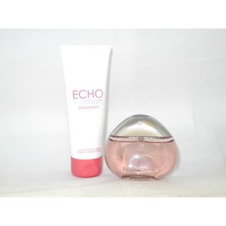 Davidoff ECHO WOMAN EAU DE PARFUM 30 ml Spray Geschenkset