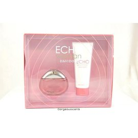 Davidoff ECHO WOMAN EDP 30 ml Spray Geschenkset
