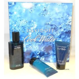 Davidoff COOL WATER MEN EDT 75 ml Spray Geschenkset