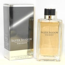 Davidoff SILVER SHADOW EDT 100 ml Spray