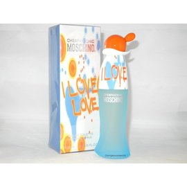 Moschino I LOVE LOVE EDT 50 ml Spray