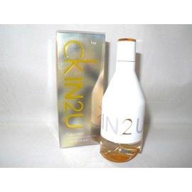 Calvin Klein CK IN2U HER EDT 50 ml spray
