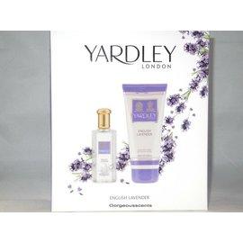 Yardley ENGLISH LAVENDER EDT 50 ml Spray Geschenkset