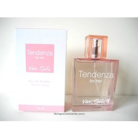 Van Gils TENDENZA FOR HER EDT 75 ml Spray