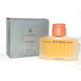 Laura Biagiotti ROMA UOMO EDT 125 ml spray