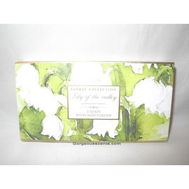 Varia brands LILY OF THE VALLEY SOAP 75 g x 3