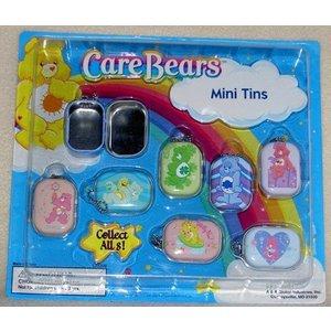 Care bears - troetelbeertjes - mini blikjes