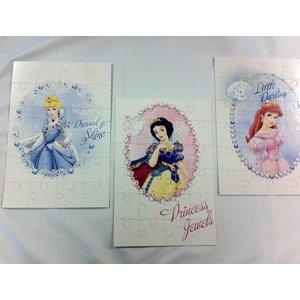 Puzzels Walt Disney figuurtjes