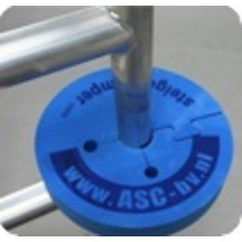 ASC Steigerbumper rolsteiger set 4 stuks - Steigerbumpers