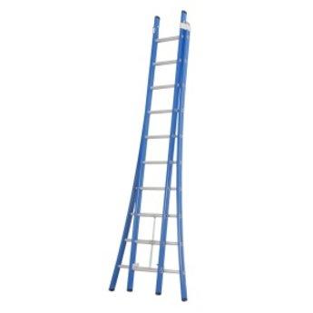 ASC Tweedelige ladder Premium 2x14