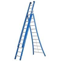 Bestel hier uw 3 delige (reform)ladder | Gratis verzending