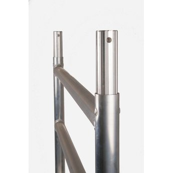 Euroscaffold Rolsteiger Compleet 135 x 190 x 10,2 meter werkhoogte