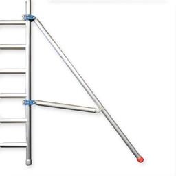 Euroscaffold Stabilisator rolsteiger 2,0 meter