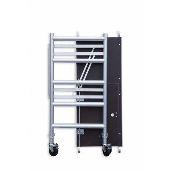 Maandaanbieding: Kamersteiger Compact werkhoogte 3,5 meter (module 1+2)