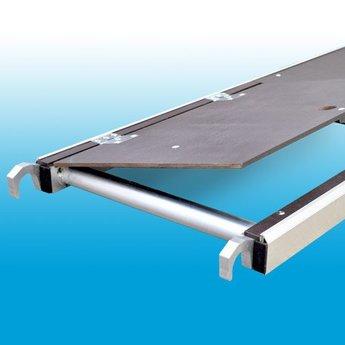 Euroscaffold Rolsteiger platform Euroscaffold 305 cm met luik