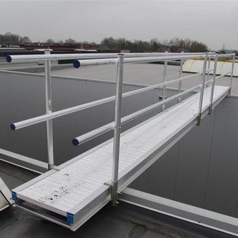 Euroscaffold Werkbrug / Loopbrug 4 meter