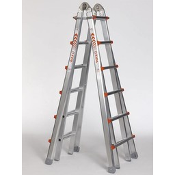 Waku Multifunctionele ladder Wakü 4x6