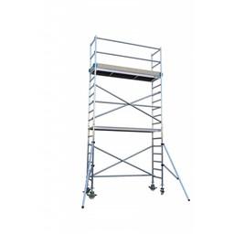 Euroscaffold Rolsteiger Basis 90 x 250 x 6,2 meter werkhoogte