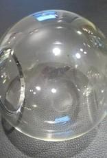 Divo sphère en verre transparent