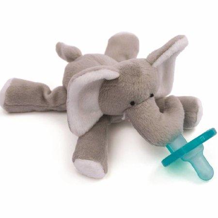 Wubbanub Wubbanub Speenknuffel met olifant