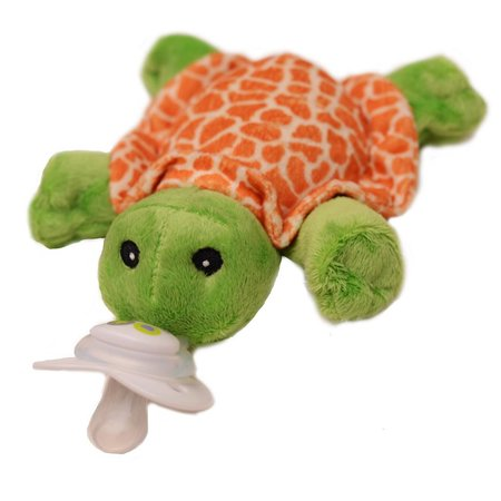PaciPlushies Shakies Tickels Turtle Schildpad