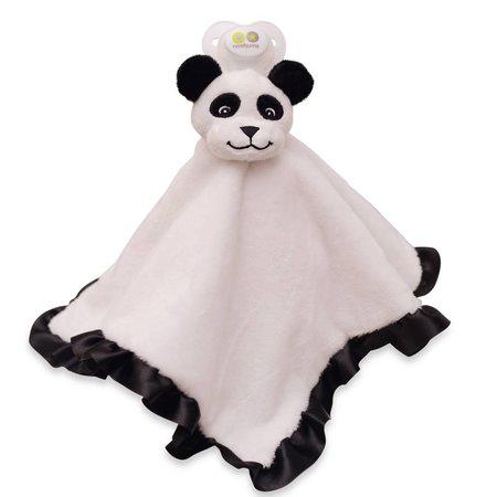 PaciPlushies PaciPlushies Blankies Paisley Panda