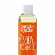 Petit & Jolie Baby Massageolie