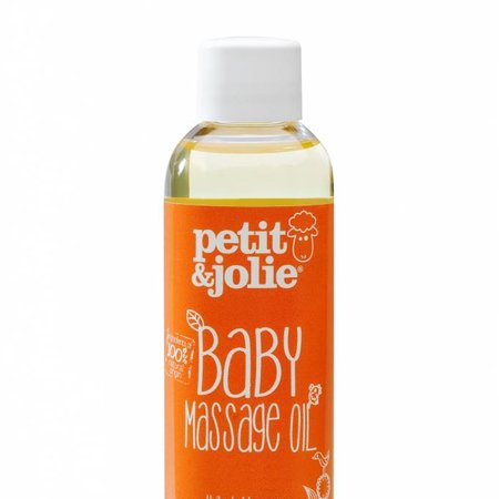 Petit & Jolie Baby Massageolie van Petit&Jolie