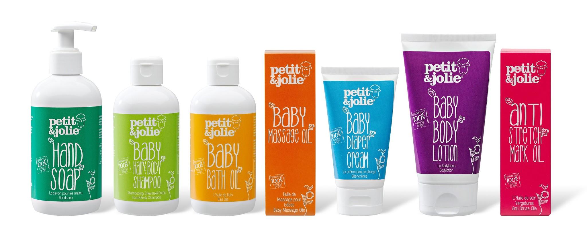 Petit & Jolie baby