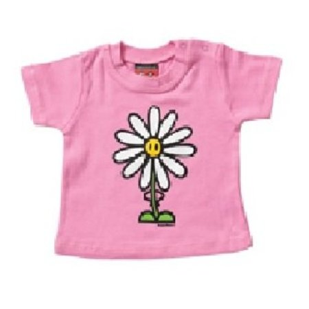 Mick & Malu Roze Shirt baby Daisy van Mick&Malu