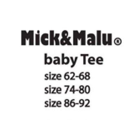 Mick & Malu Camouflage groen babyShirt Leo van Mick&Malu
