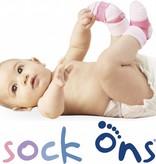 Sockons/ Dribbleons SockOns Fuchsia