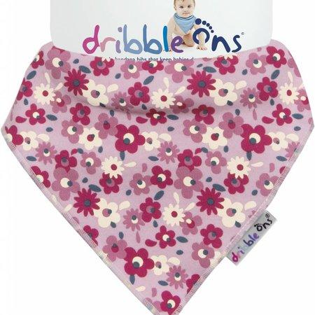 Sockons/ Dribbleons Dribble Ons Floral Ditsy