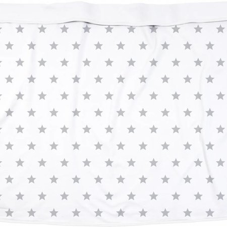 Dooky Dooky Blanket Silver Stars