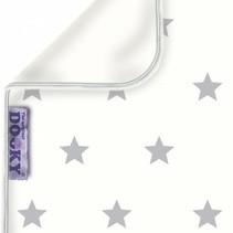 Dooky Blanket Silver Stars
