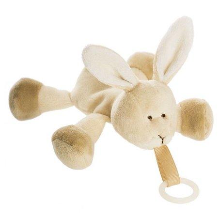 Teddykompaniet Diinglisar Speenknuffel Konijn