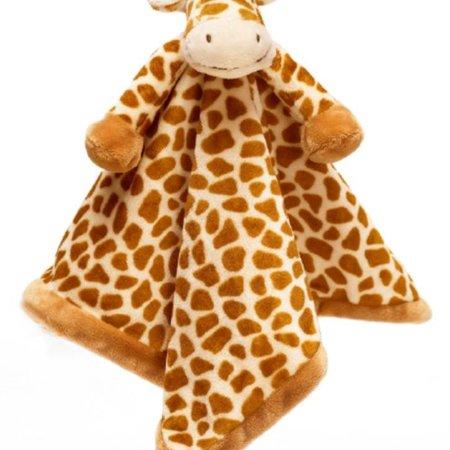 Teddykompaniet Diinglisar Knuffeldoekje Giraffe
