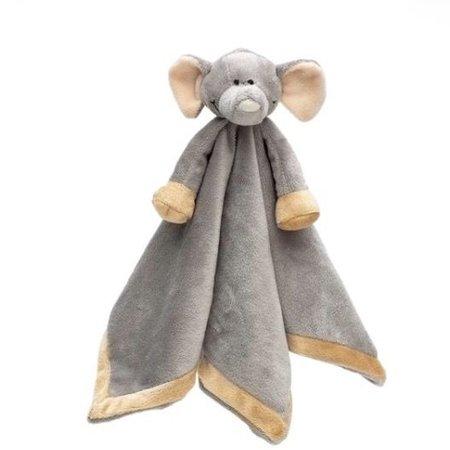 Teddykompaniet Diinglisar Knuffeldoekje Olifant
