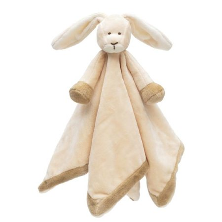 Teddykompaniet Diinglisar Knuffeldoekje Konijn