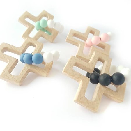 Chewies & more Play Cross Chewie Wit/Mint