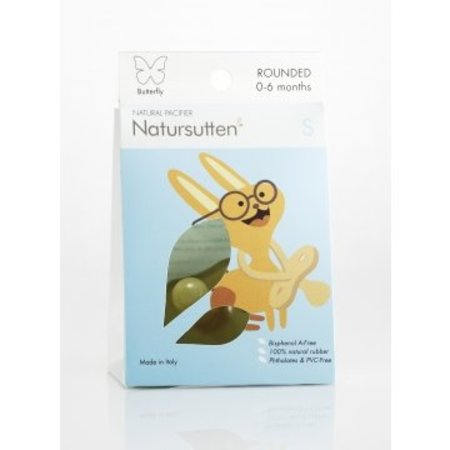 Natursutten Fopspeen Vlinder Kers S