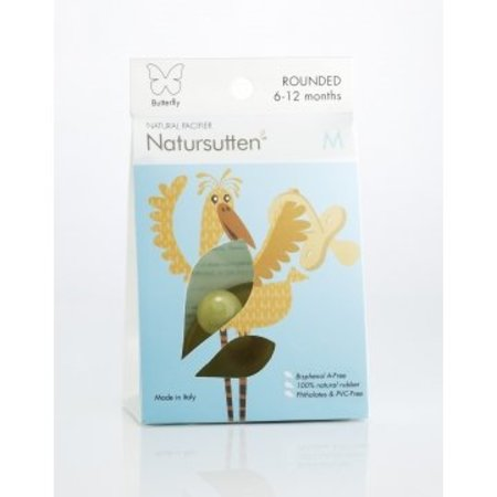 Natursutten Fopspeen Vlinder Kers M