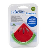 Dr.Browns Soothing teether bijtfiguur watermeloen