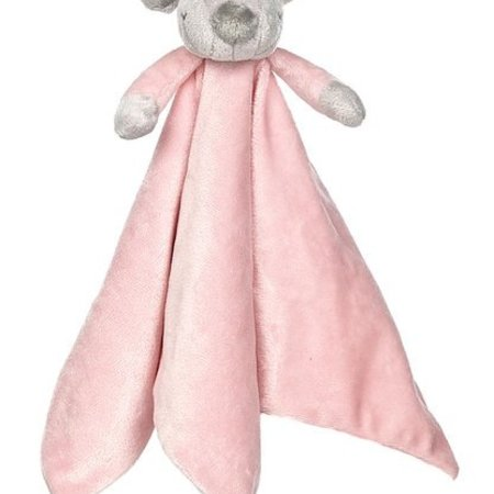 Teddykompaniet Diinglisar Floppy knuffeldoekje roze Teddykompaniet