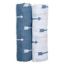 Swaddle hydrofieldoek Arrow (pijl)