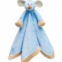 Knuffeldoekje Blauwe Muis