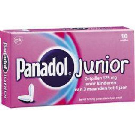 Panadol Panadol Junior Paracetamol 125 mg