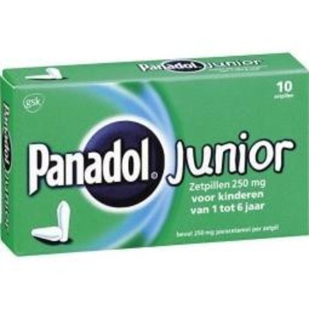 Panadol Panadol Junior Paracetamol 250 mg