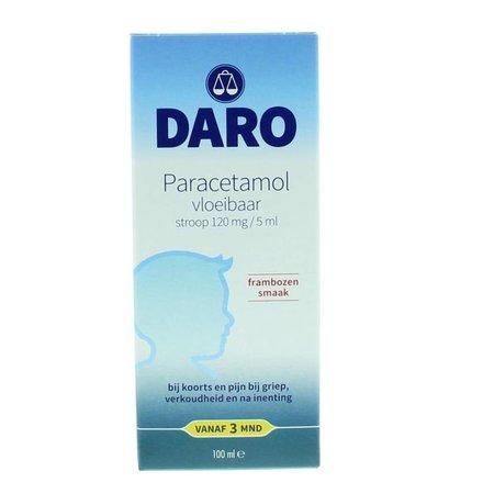 Daro Daro Paracetamol liquid