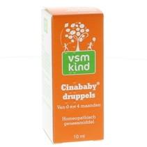 VSM Cinababy Druppels
